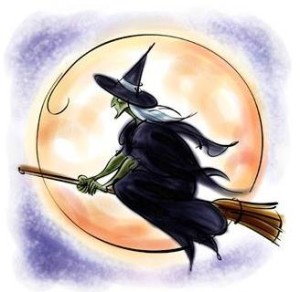 wanda the witch hoardstrom illustration