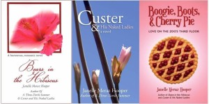 three romance books