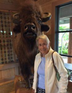 janelle and buffalo sun mt. resort